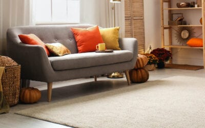 The Benefits of Carpet Cleaning in the Fall